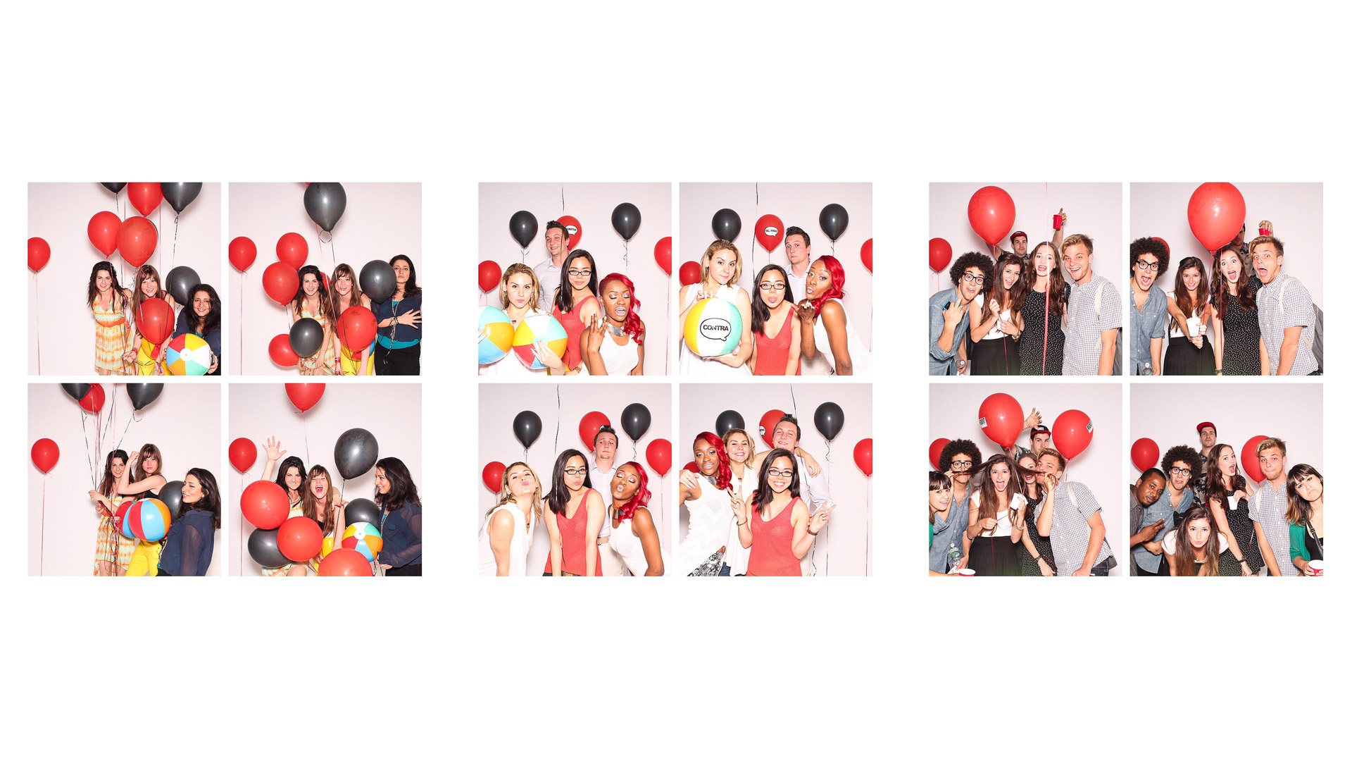 PARTIES ARE MORE FUN WITH PRIME BOOTH