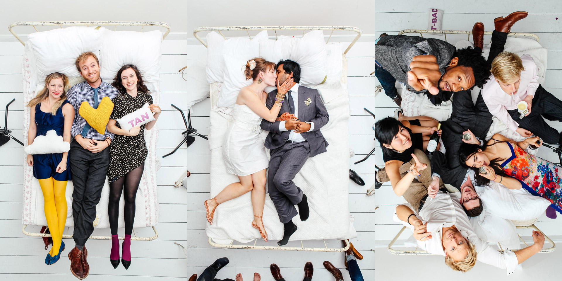 CUSTOM AERIAL PHOTO BOOTHS