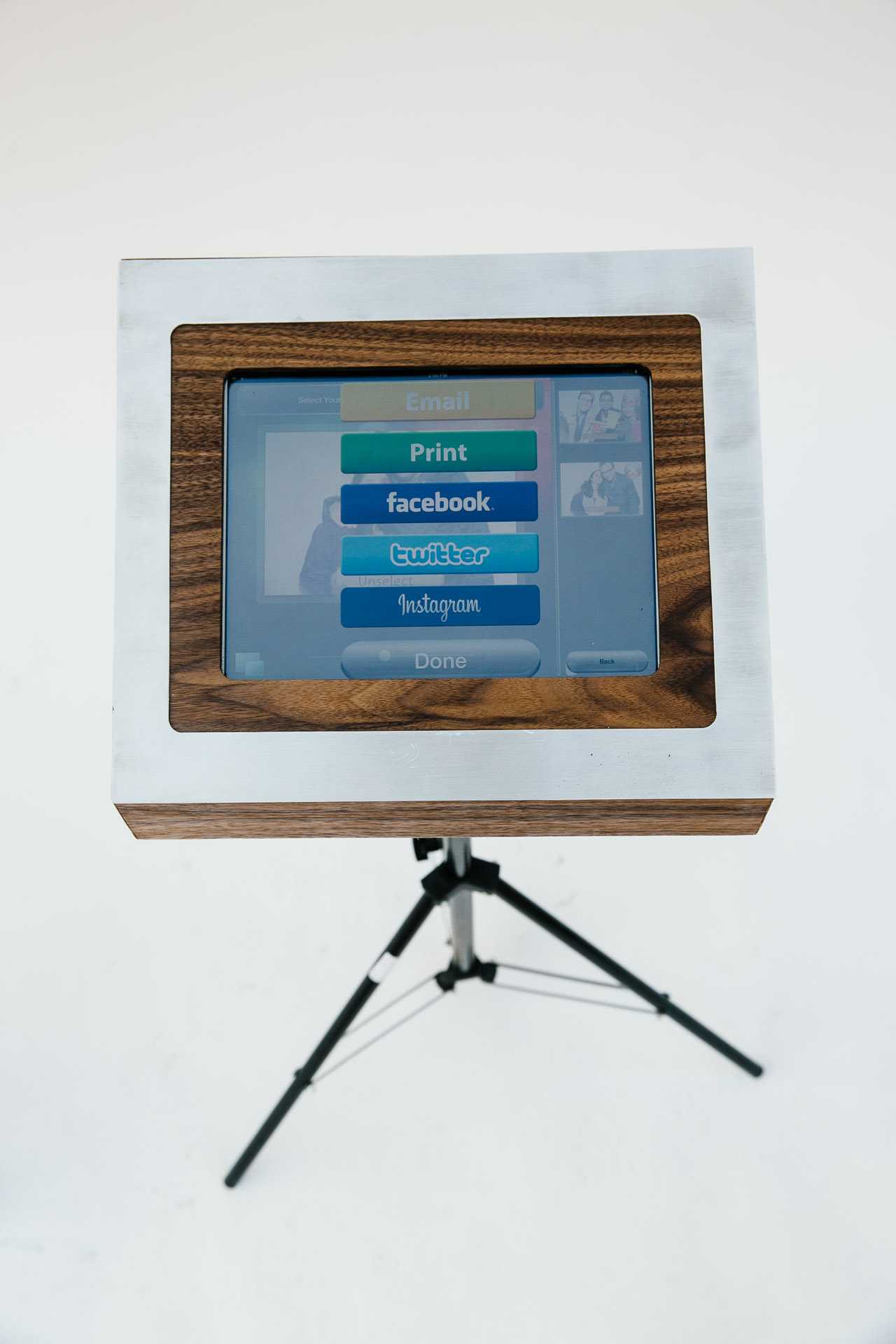 Custom Photo Booths Los Angeles - LA Photo Booth Rentals by Prime Booth