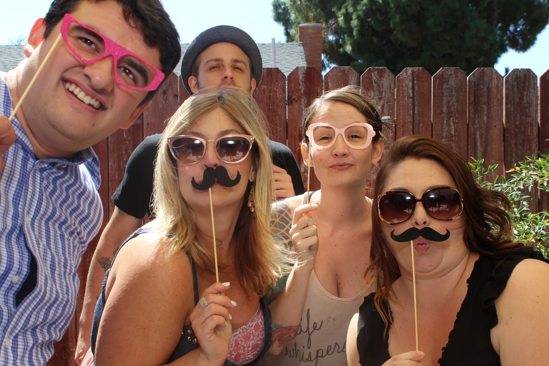 Birthday Party Photo Booth - Los Angeles Photo Booth Rentals