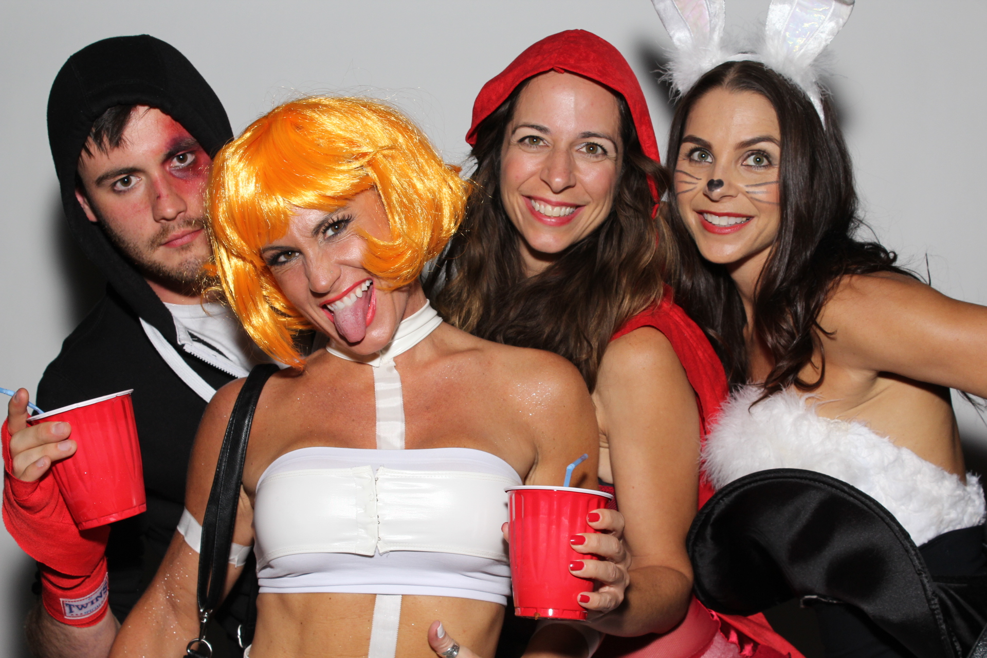 Halloween Party Photo Booth - LA Photo Booth Rentals