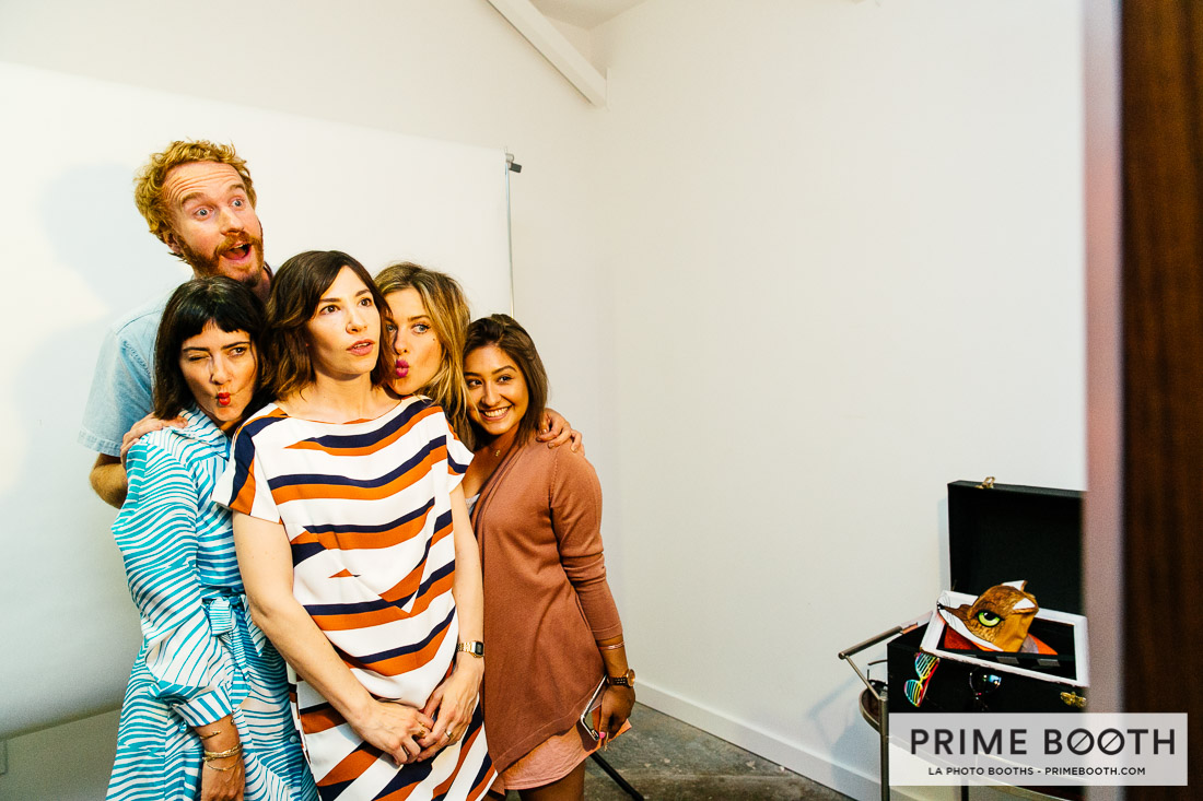 Los Angeles Photo Booth Rentals by Prime Booth. https://primebooth.com/