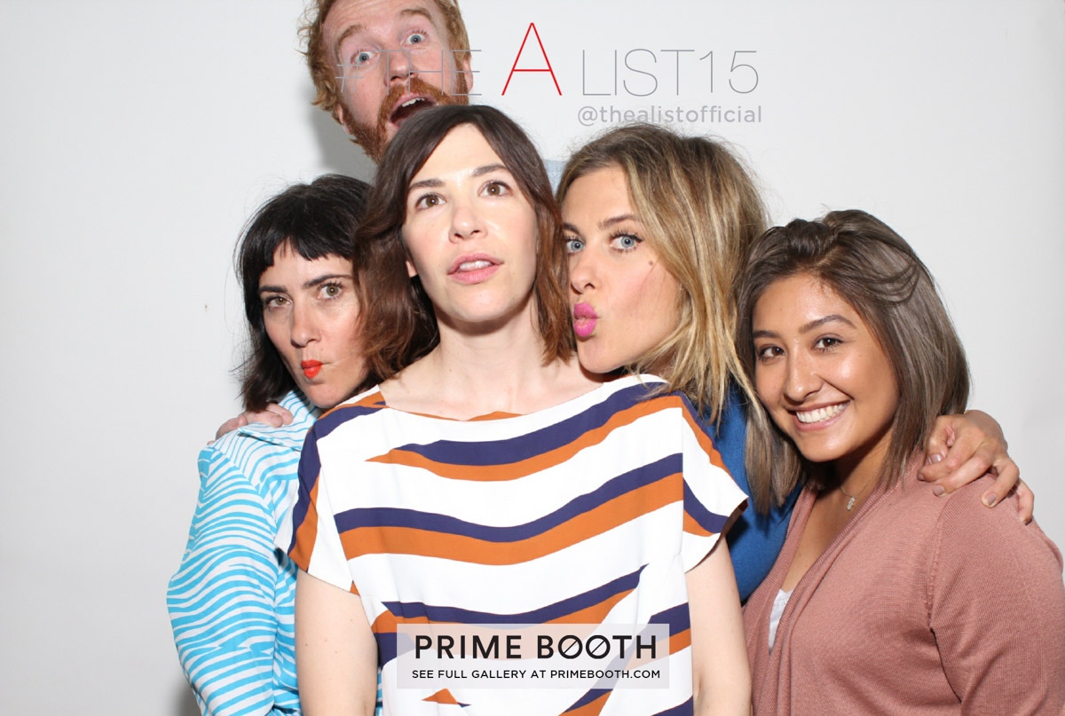 Celebrity Photo Booth Rentals - The A List Party in Beverly Hills, Los Angeles