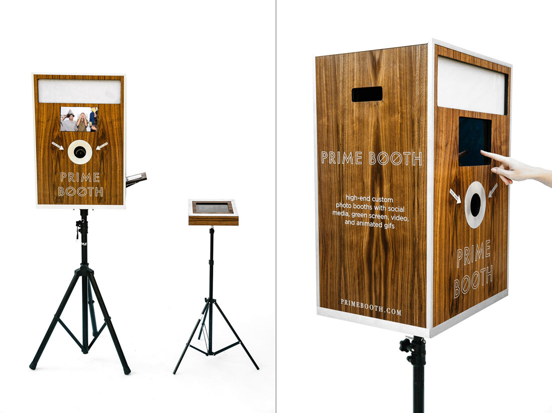 Buy a Photo Booth - Purchase Prime Booth - Los Angeles Photo Booth Rentals