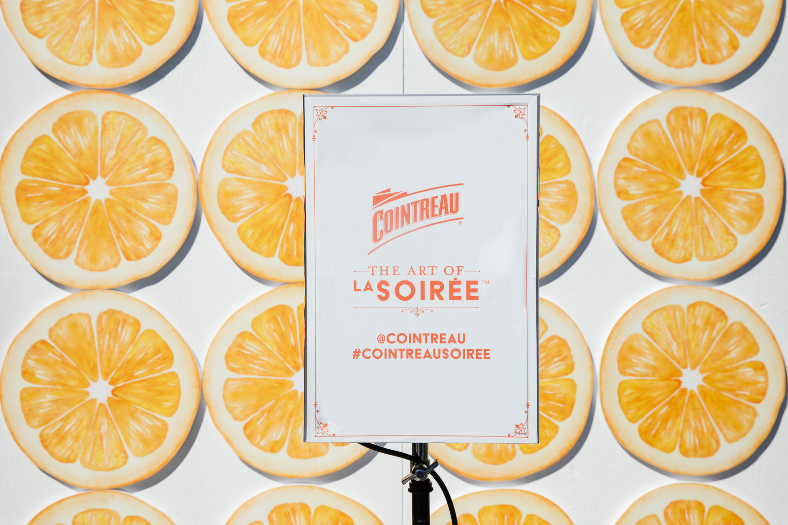 Boomerang Photo Booth Rentals, Los Angeles - Cointreau Soirée at The Fig House, Highland Park